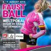 Livestream - IFA 2016 Fistball Women's World Cup Dennach - August 6/7