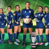 Duque de Caxias verteidigt IFA Faustball Frauen Weltcup