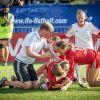 Schweiz beendet Österreichs Titelträume – Deutschland mit Mühe im Finale