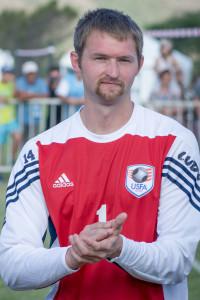Eric Kinder - IFA Athletes' Commission